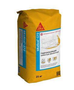 Гидроизоляция тонкослойная цементная SikaSeal-172 25 кг