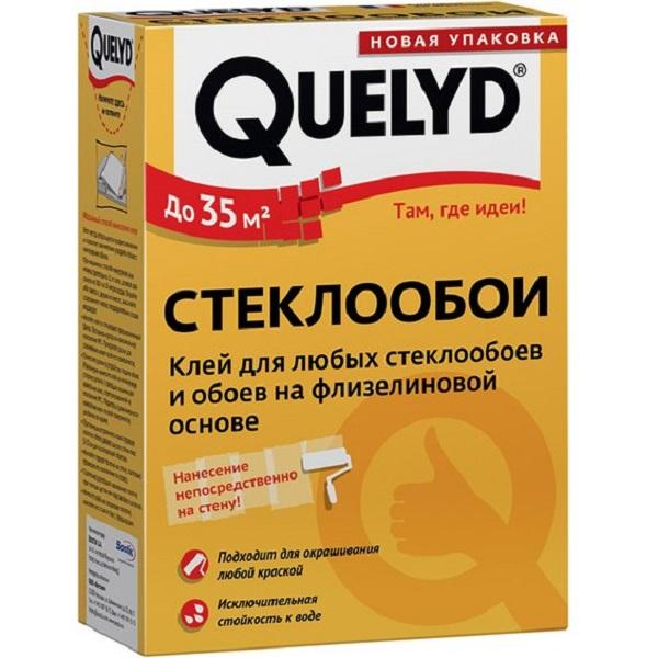 Купить со скидкой Клей для стеклообоев Quelyd 500г