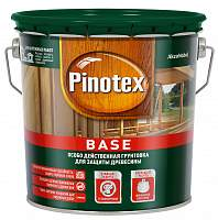 Антисептик Pinotex Base 2,7л